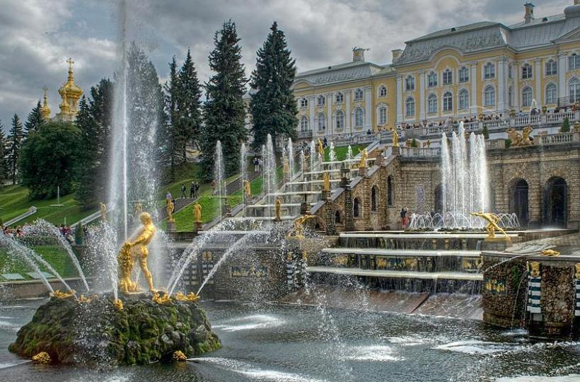 Петродворцовый район Санкт-Петербурга - вызов электрика