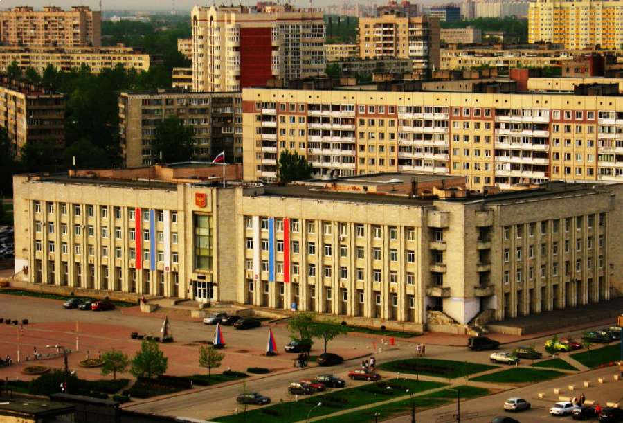 Фрунзенский район СПб - вызов электрика